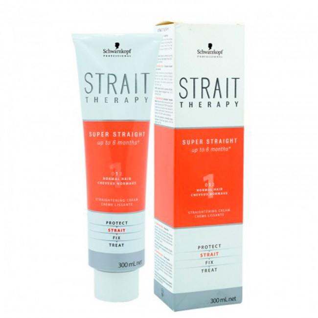 Strait Therapy Creme Alisante 1 300ml Schwarzkopf