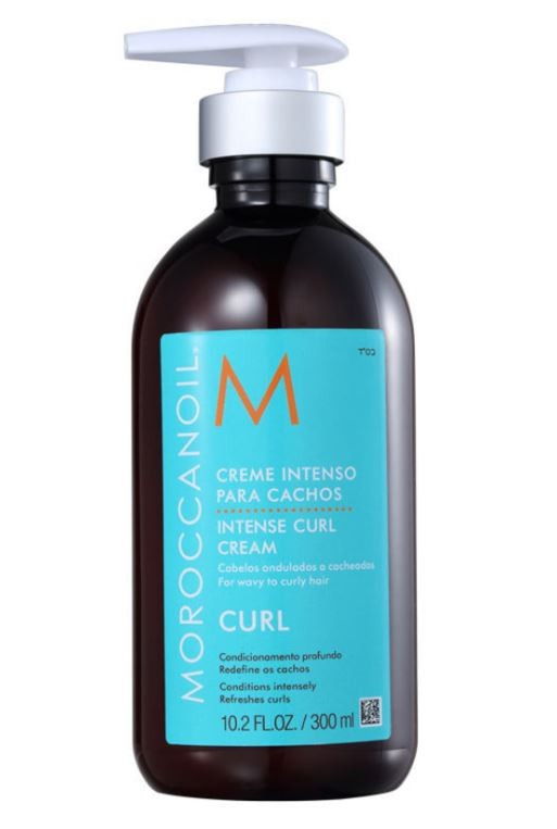Leave-in Intense oil Curl Cream Moroccanoil 300ml