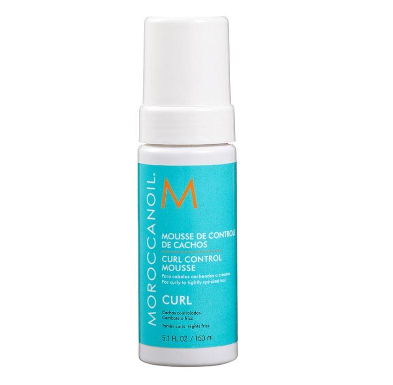Mousse para Cachos Curl Control Moroccanoil 150ml