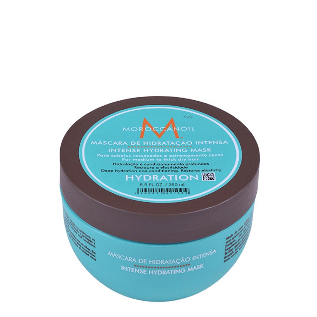 Máscara Intense Hydrating Moroccanoil 250ml