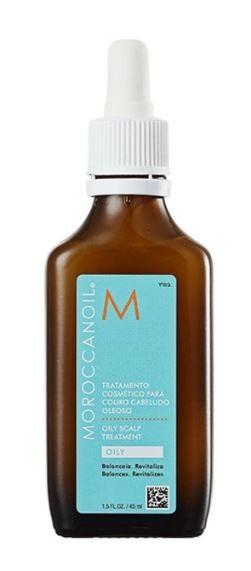 Óleo de Tratamento para Couro Cabeludo Oleoso Scalp Treatment Moroccanoil 45ml