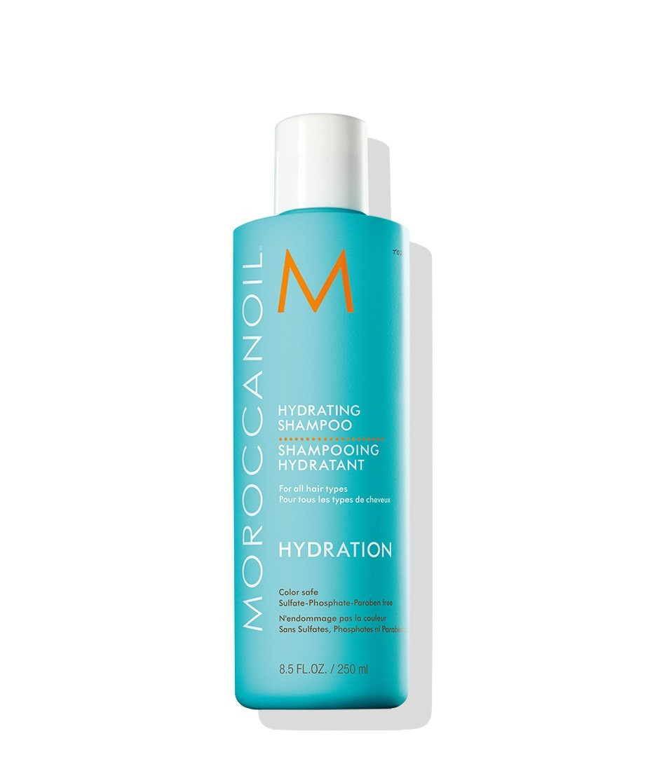 Shampoo Hydrating 250ml Moroccanoil
