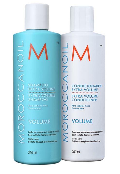 Kit Duo Extra Volume Moroccanoil 2x250ml