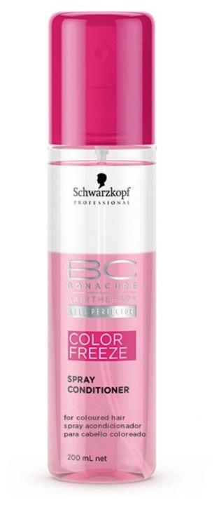 Leave-in Condicionador Spray Color Freeze BC Bonacure 200ml