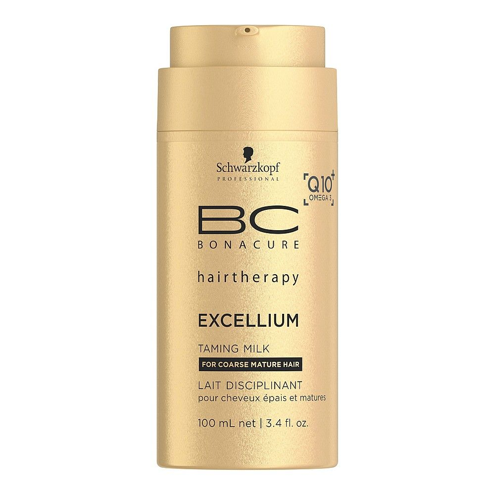 Leave-in Taming Milk Excellium BC Bonacure Schwarzkopf 150ml