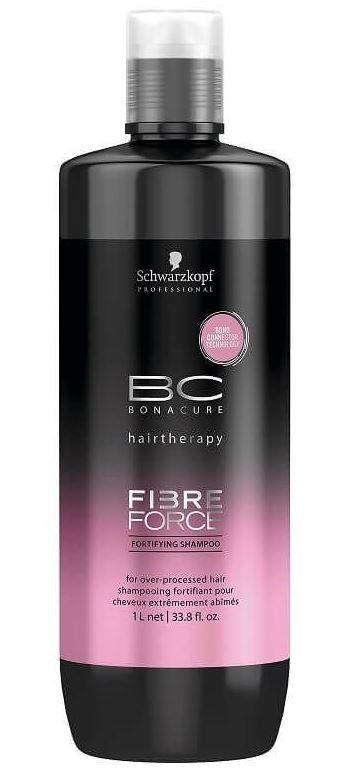 Shampoo Fibre Force Fortifying BC Bonacure Schwarzkopf 1000ml