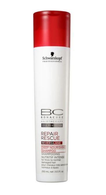 Shampoo Repair Rescue Reversilane Deep Nourishing BC Bonacure Schwarzkopf 250ml