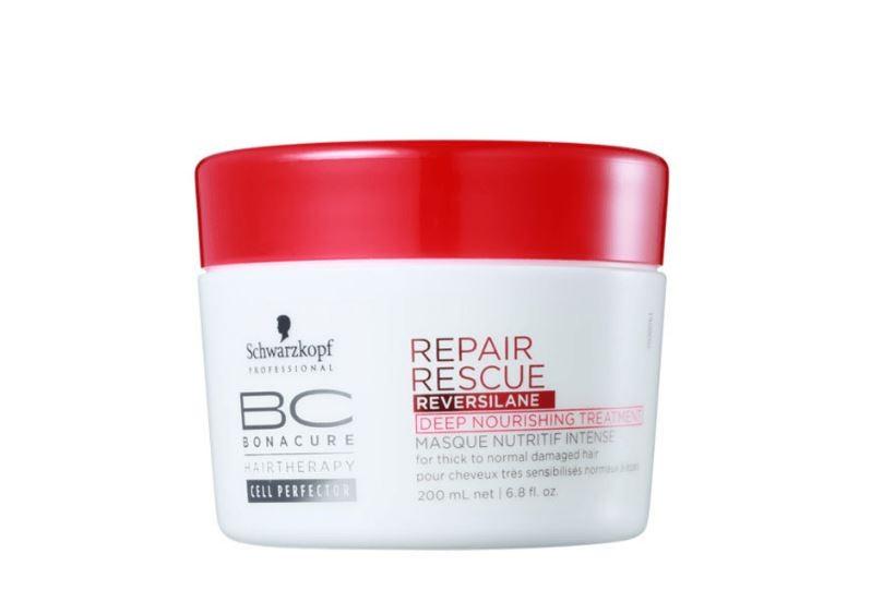 Máscara de Tratamento Intensivo Deep Nourishing Repair Rescue Reversilane BC Bonacure Schwarzkopf 200ml