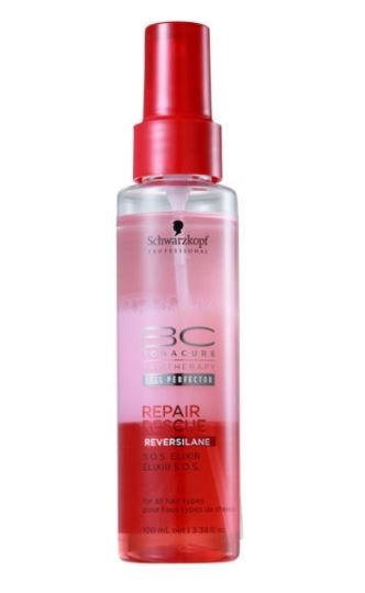 Spray de Tratamento S.O.S. Elixir Repair Rescue Reversilane BC Bonacure Schwarzkopf 100ml