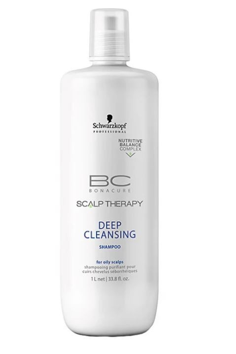 Shampoo Scalp Therapy Deep Cleansing BC Bonacure Schwarzkopf 1000ml