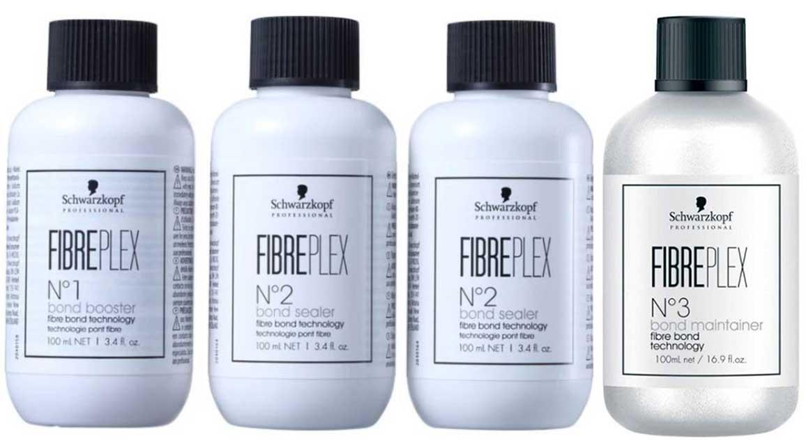 Kit Fibreplex Schwarzkopf Professional (4 Produtos)