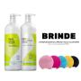 Kit Deva Curl No-Poo + One Condition 2x1L