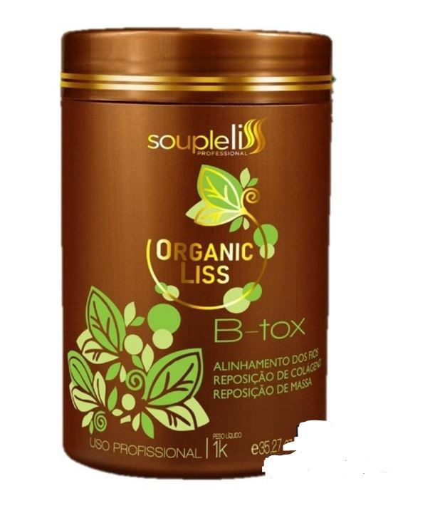 Botox Organic Liss B-tox - SoupleLiss 1k