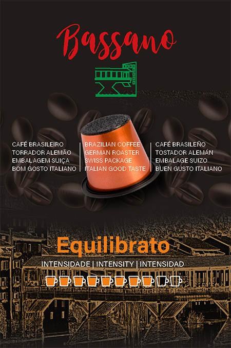 Café Bassano - Equilibrato