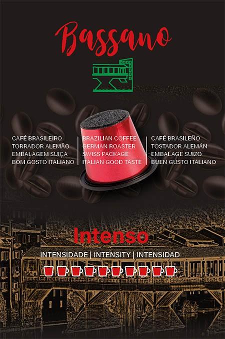 Café Bassano - Intenso