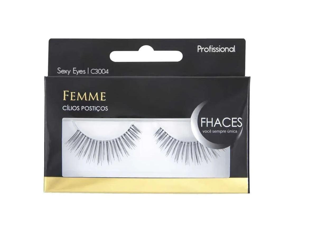 Cílios Postiços - Femme Sexy Eyes C3004 - Fhaces