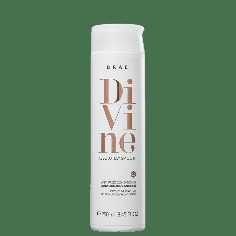 Condicionador AntiFrizz Divine BRAÉ 250ml