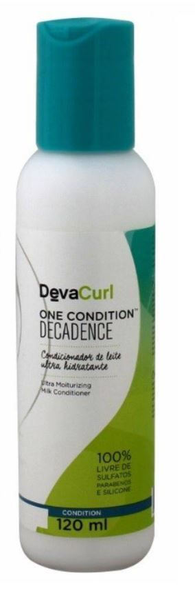 Condicionador - Deva Curl One Condition Decadence 120ml