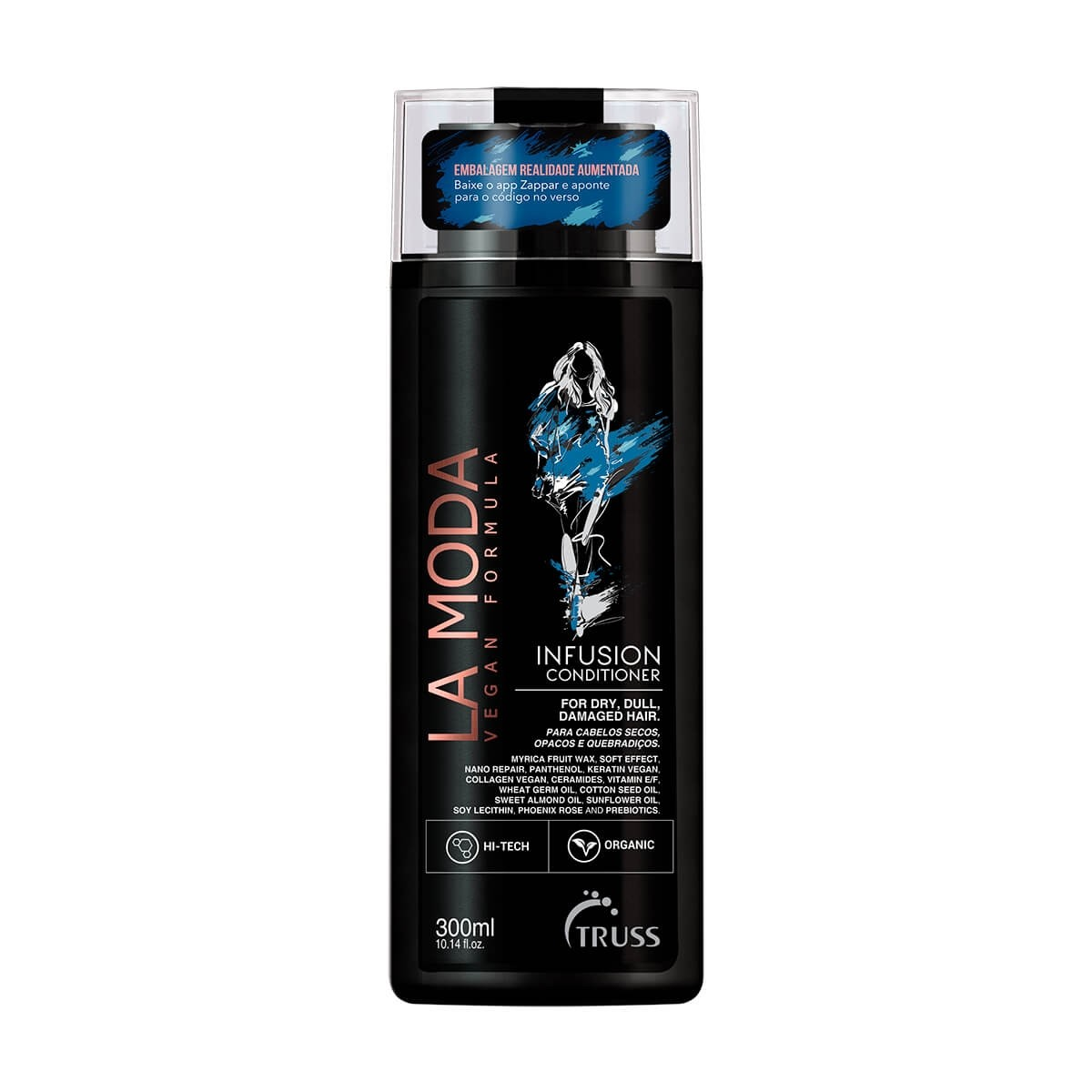 Condicionador Infusion LA MODA Truss 300ml