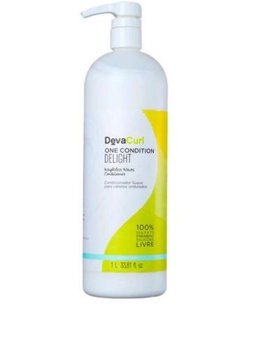 Condicionador One Condition Delight Deva Curl 1000 ml