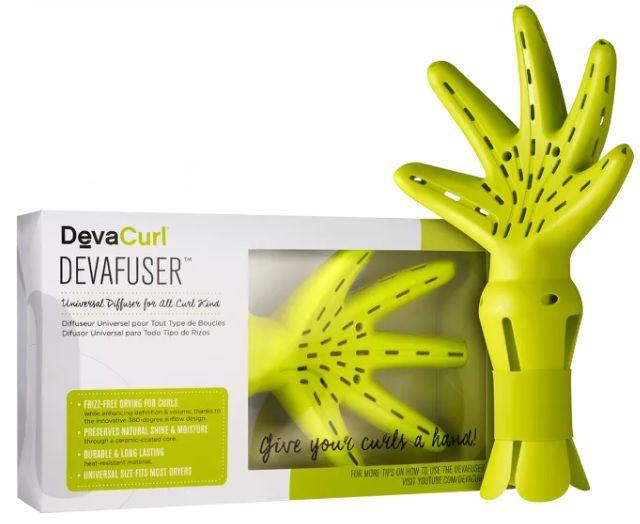 Difusor Fuser para Cabelos Cacheados mãozinha  - Deva