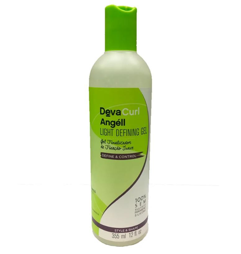 Finalizador - Deva Curl Angéll Light Gel 355ml