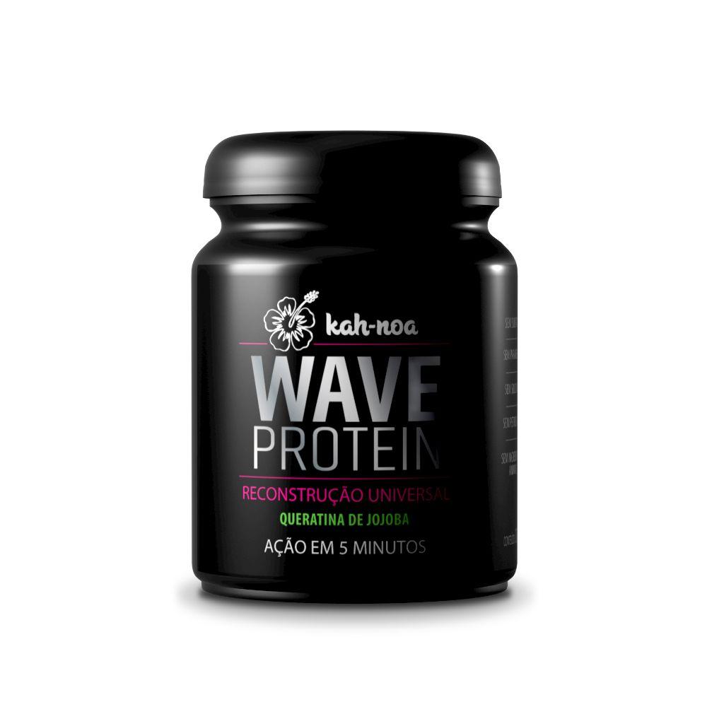 Kah-Noa Máscara de Reconstrução Wave Protein 300g