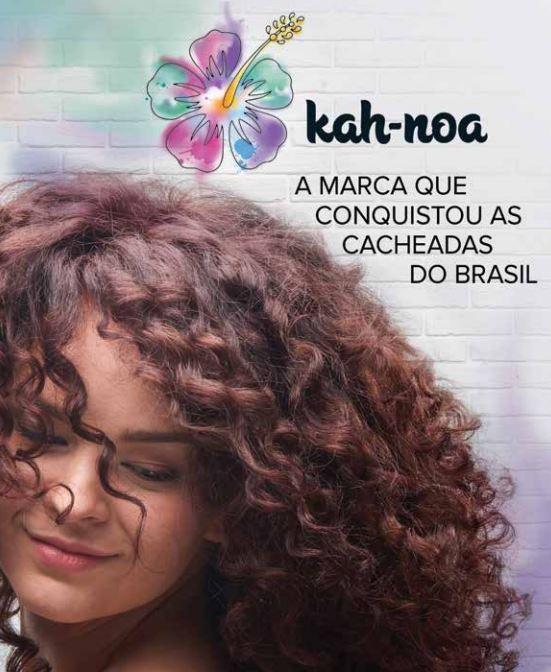 Kah-Noa Máscara em Gel Acqualicious 300g