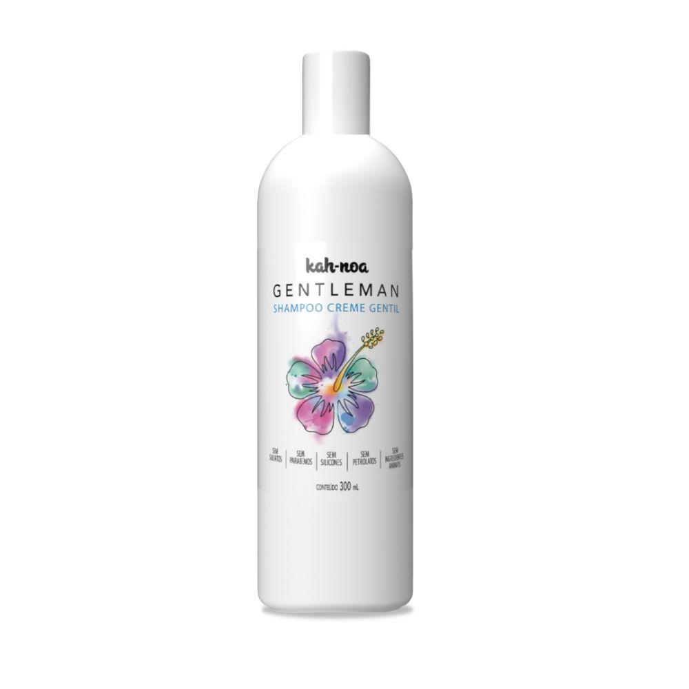 Kah-Noa Shampoo Gentleman 300ml