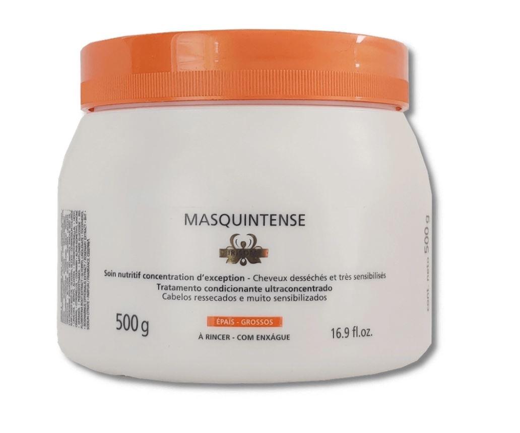 Kerastase Nutritive Mascara Masquintense Cabelo Grossos 500g