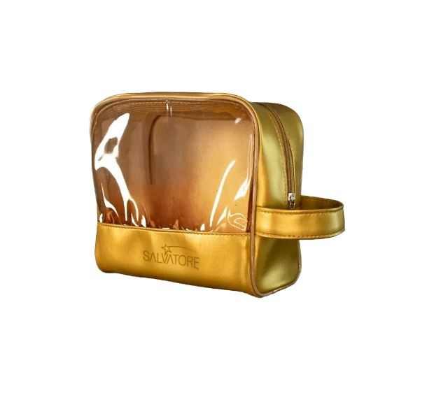 Kit Angelux Matizador Shampoo + Condicionador Salvatore + Necessaire