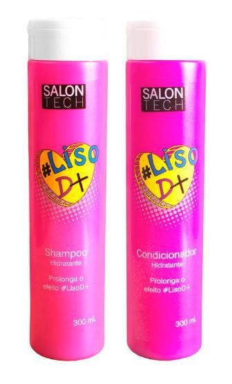 Kit Duo #LISOD+ Shampoo + Condicionador 300ML – SALON TECH