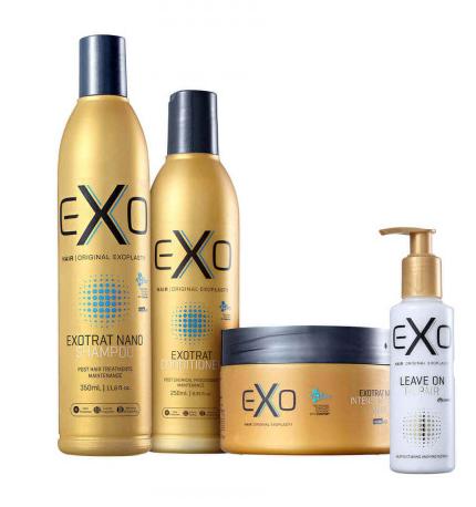 Kit Exotrat Hidratação - Exo Hair