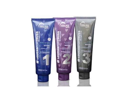 Kit Loucas Por TRUSS 3 x 100 ml