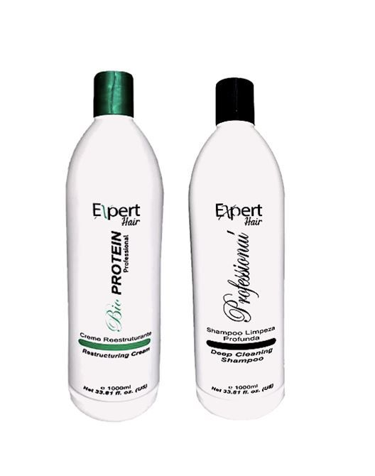 Kit Progressiva Bio Protein Expert Hair 2 x 1L