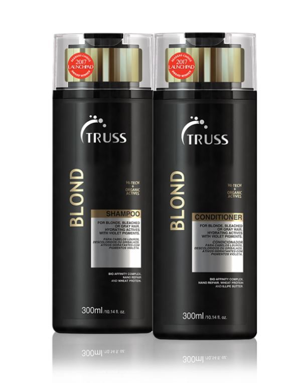 Kit Shampoo + Condicionador Blond TRUSS 2 x 300 ml