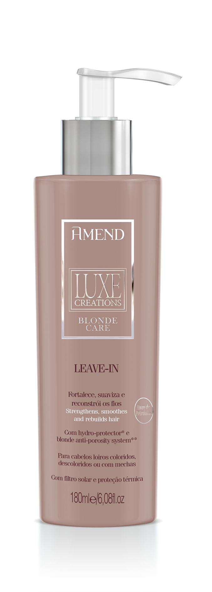 Leave In Luxe Creations Blonde Care Amend 180ml