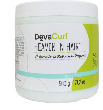 Máscara Deva Curl Heaven In Hair - Tratamento 500g