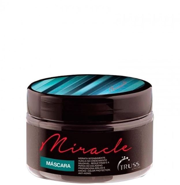 Máscara Miracle TRUSS 180 g