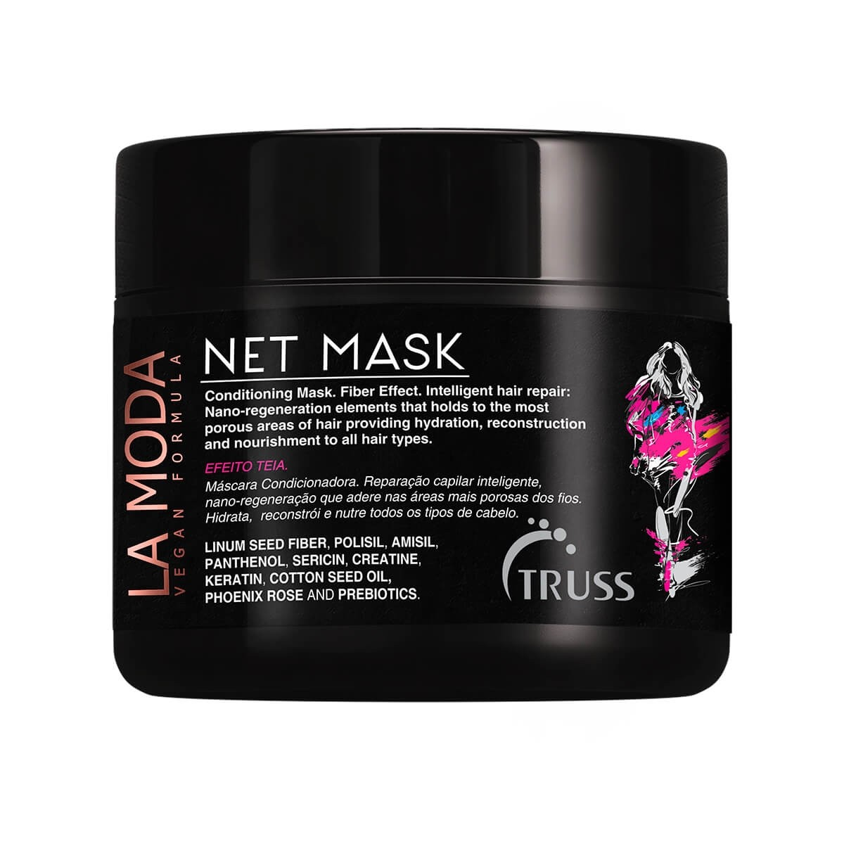 Net Mask LA MODA Truss 550g