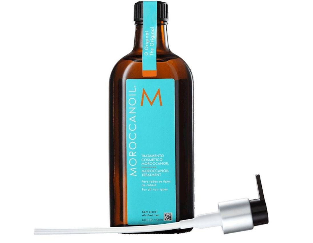 Óleo de Argan Light Oil 200ml MOROCCANOIL