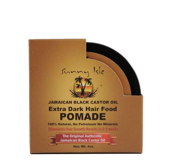 Pomada para Couro Cabeludo Hair Food Sunny Isle 113.3g