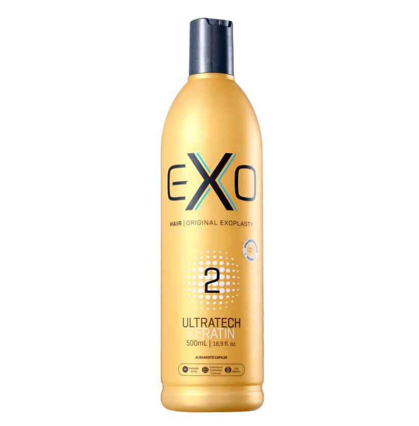 Progressiva Exo Hair Passo 2 Exoplastia 500 ml