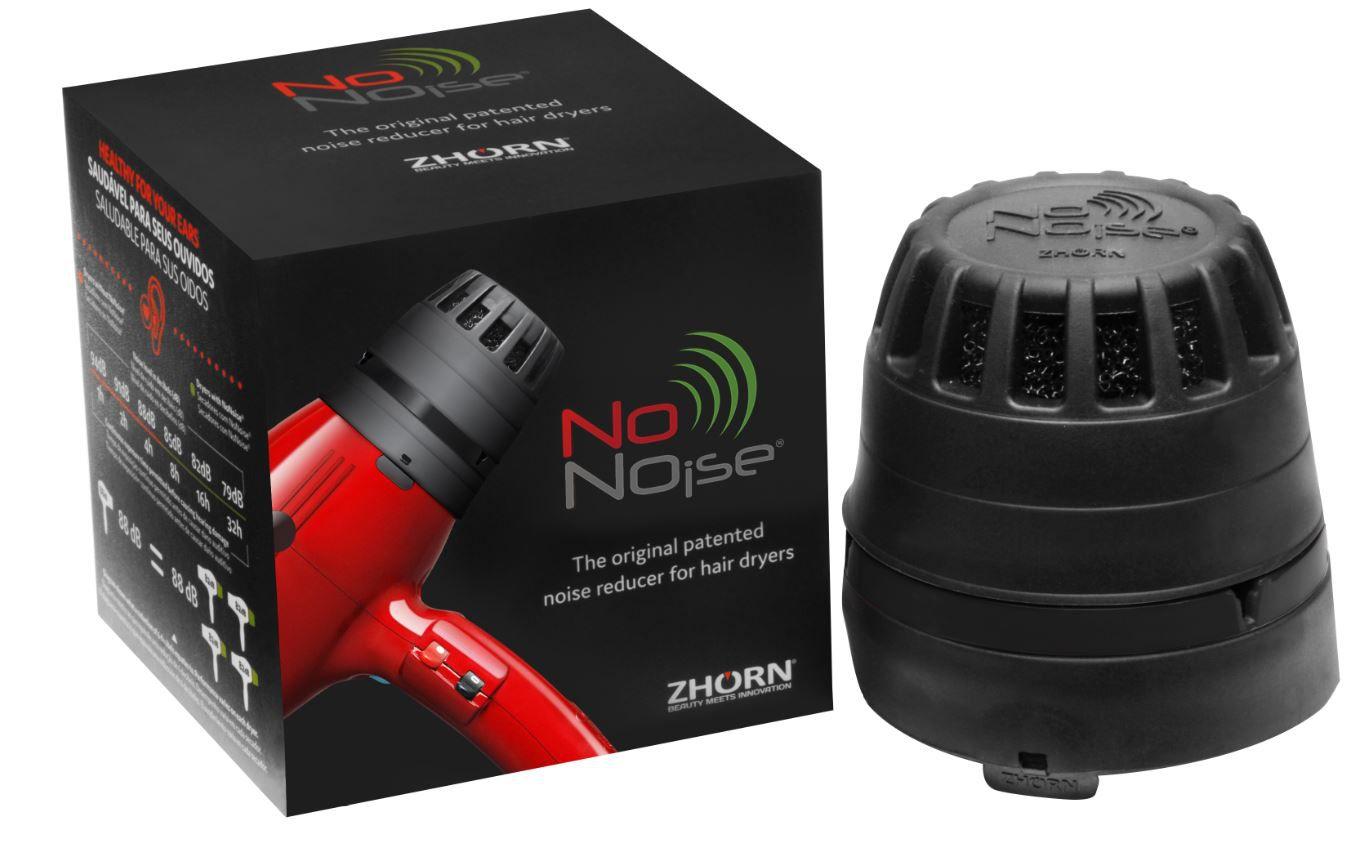 Redutor de Ruído - Zhorn para Secadores de Cabelo (UNIVERSAL) - Silenciador