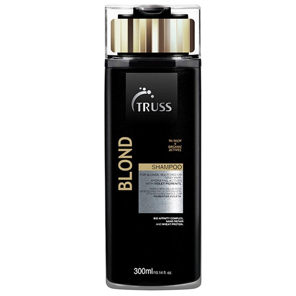 Shampoo Blond TRUSS 300 ml