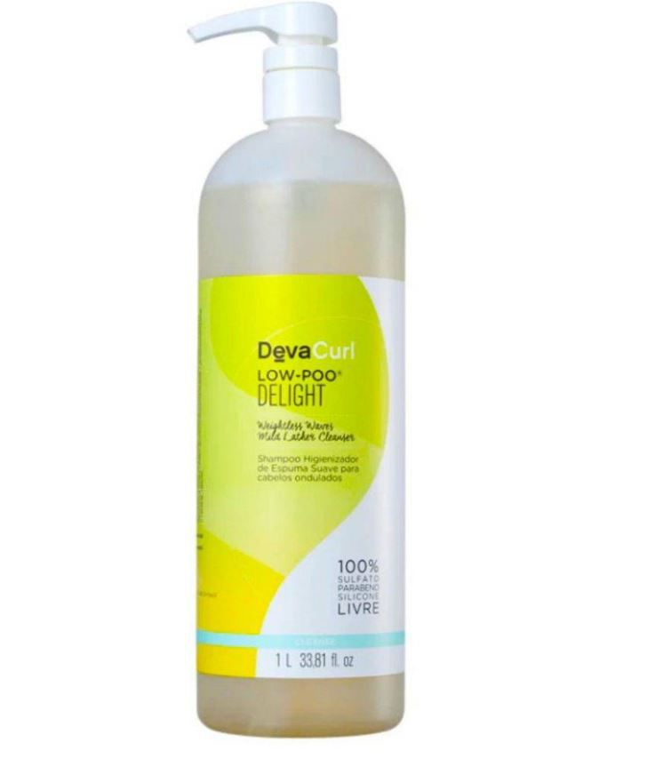 Shampoo - Deva Curl Delight  Low-Poo - 1000ml