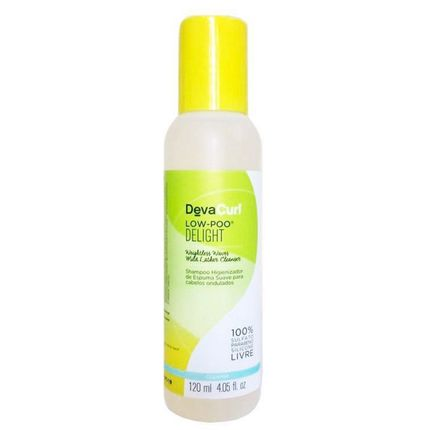 Shampoo - Deva Curl Delight  Low-Poo - 120ml