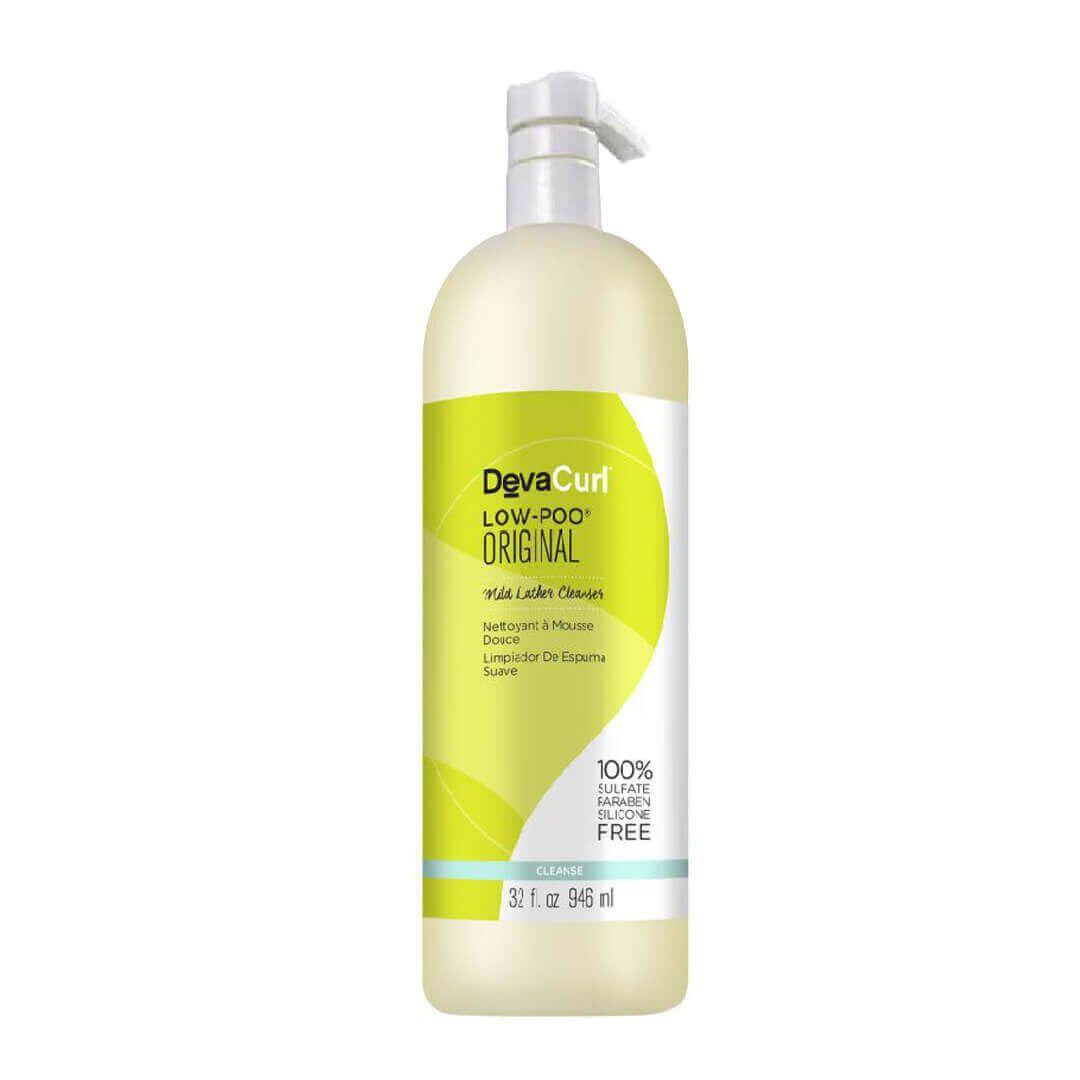 Shampoo - Deva Curl Low-Poo 1L