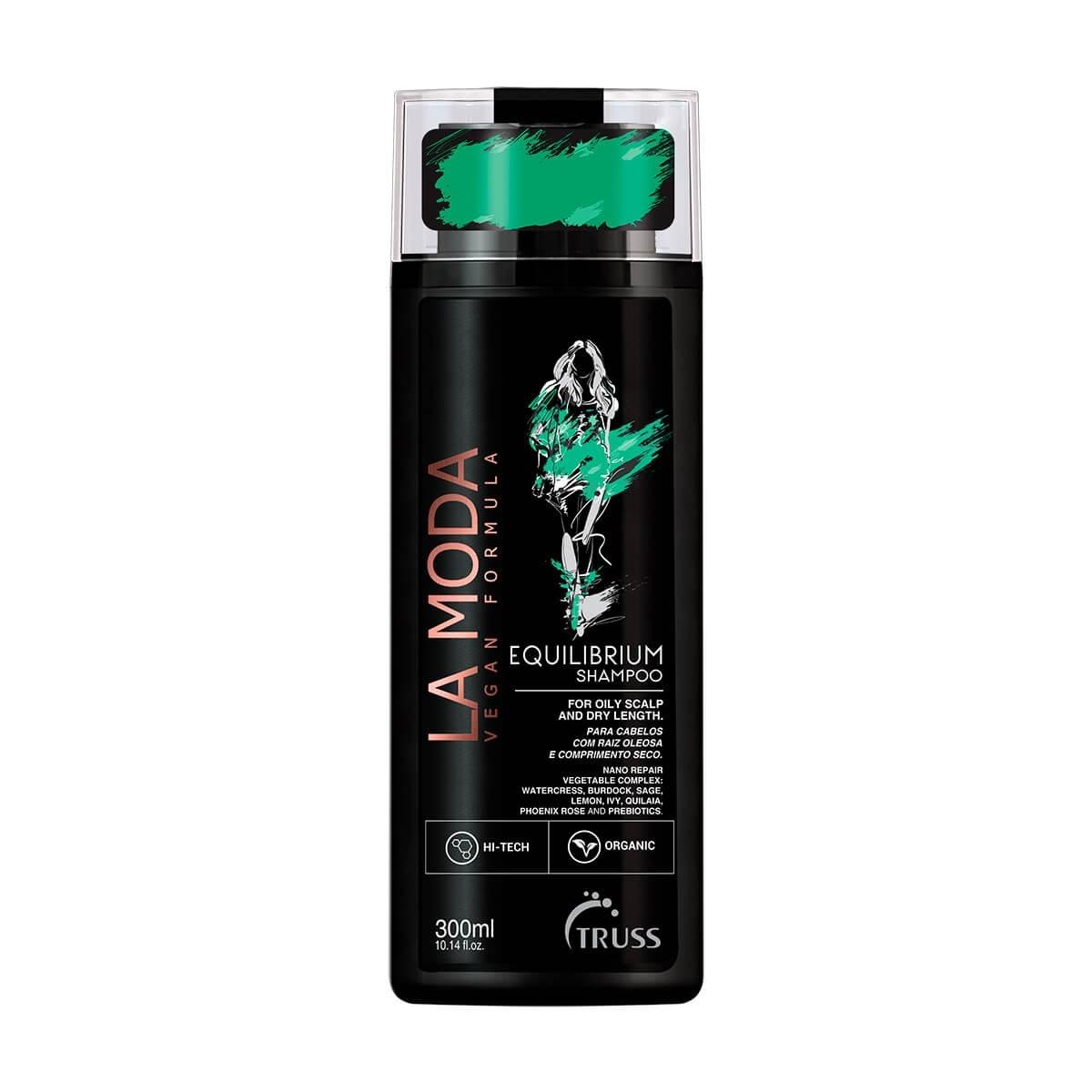 Shampoo Equilibrium LA MODA Truss 300ml