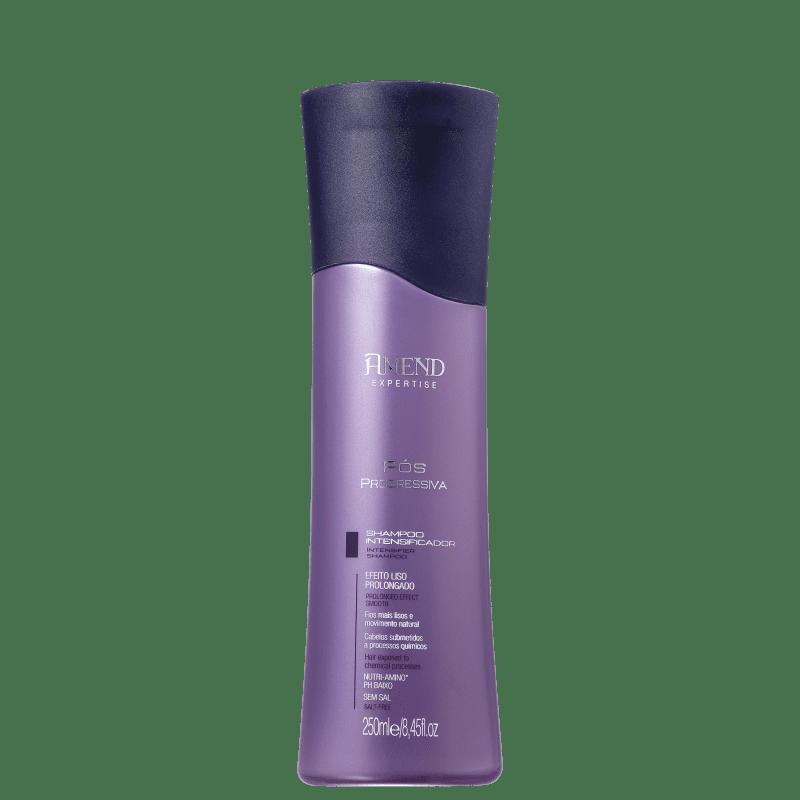 Shampoo Intensificador Pós Progressiva Amend 250ml